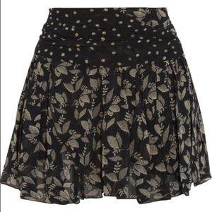 Etoile Isabel marant prune skirt (FR 38)